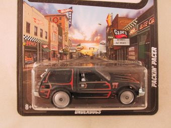 Hot Wheels Boulevard Packin' Pacer - Damaged Card