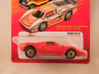 Hot Wheels Hot Ones Ford GT40
