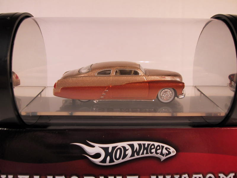 Hot Wheels Kalifornia Kustoms, '59 Merc