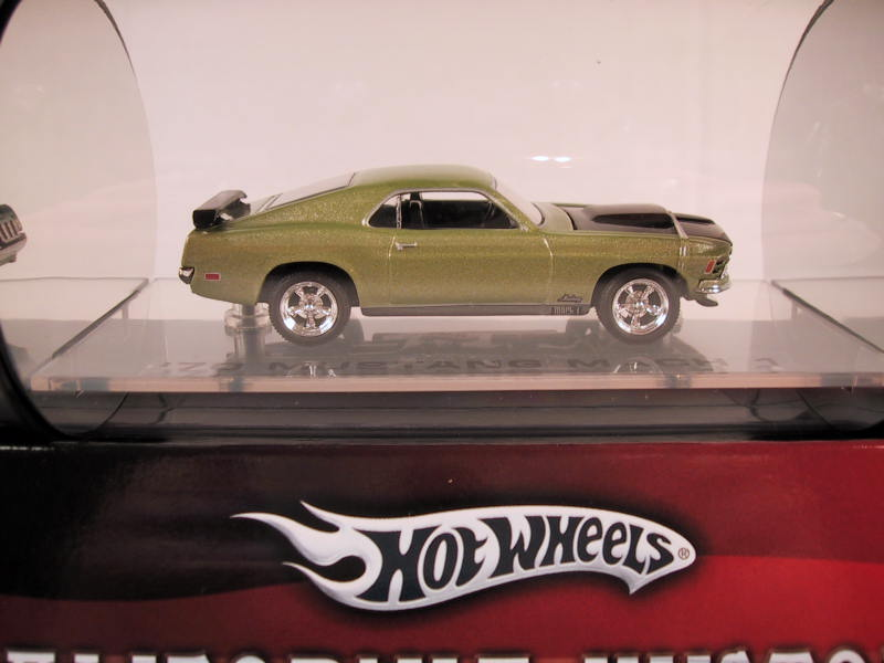 Hot Wheels Kalifornia Kustoms, '70 Mustang Mach 1