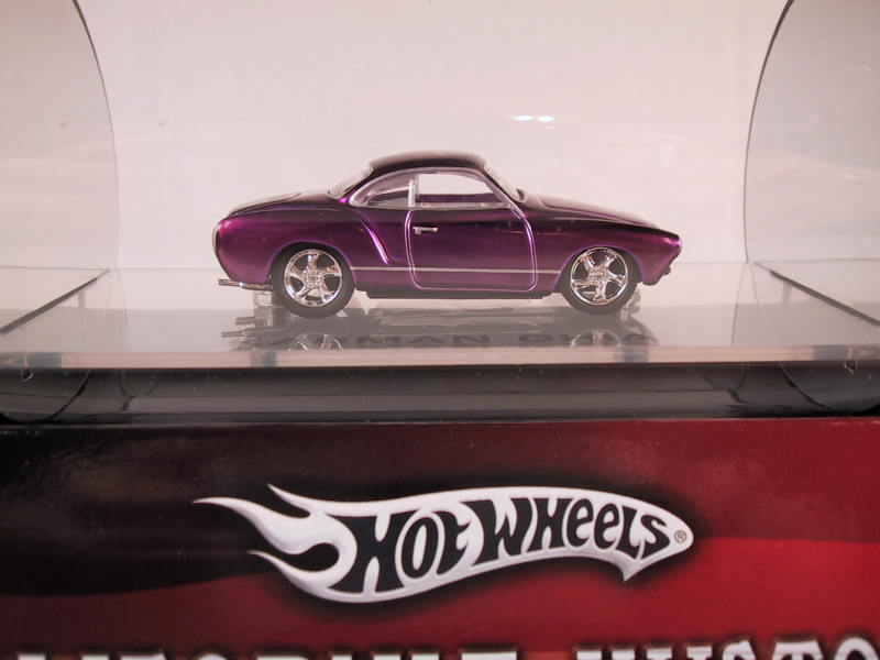 Hot Wheels Kalifornia Kustoms, Karmann Ghia