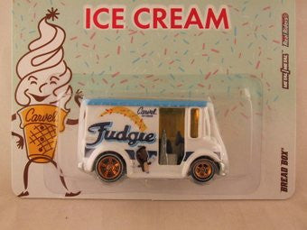 Hot Wheels Nostalgia, Carvel Ice Cream, Bread Box