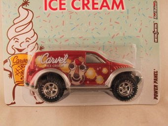 Hot Wheels Nostalgia, Carvel Ice Cream, Power Panel