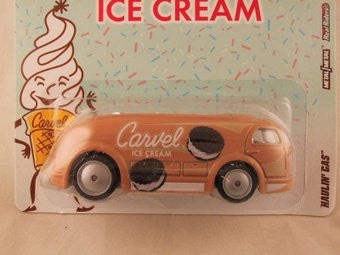 Hot Wheels Nostalgia, Carvel Ice Cream, Haulin' Gas