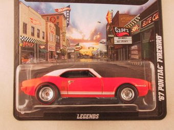 Hot Wheels Boulevard '67 Pontiac Firebird