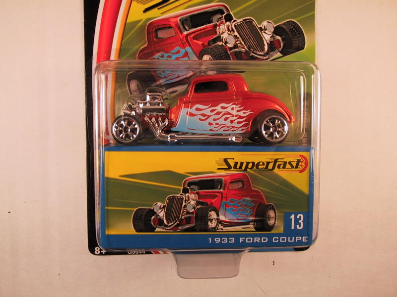Matchbox Superfast 2004, #13 1933 Ford Coupe