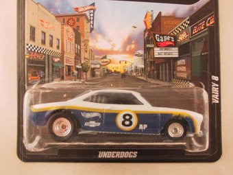 Hot Wheels Boulevard Vairy 8