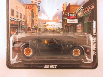 Hot Wheels Boulevard '77 Pontiac Firebird