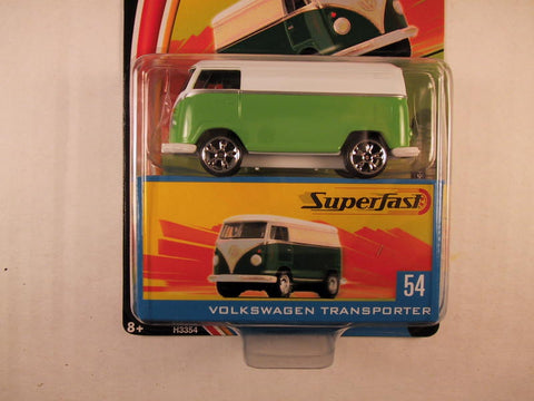 Matchbox Superfast 2004, #54 Volkswagen Transporter