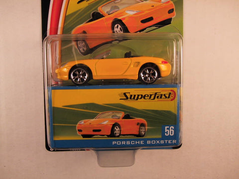 Matchbox Superfast 2004, #56 Porsche Boxter