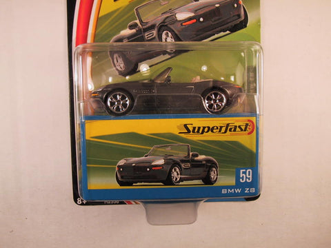 Matchbox Superfast 2004, #59 BMW Z8