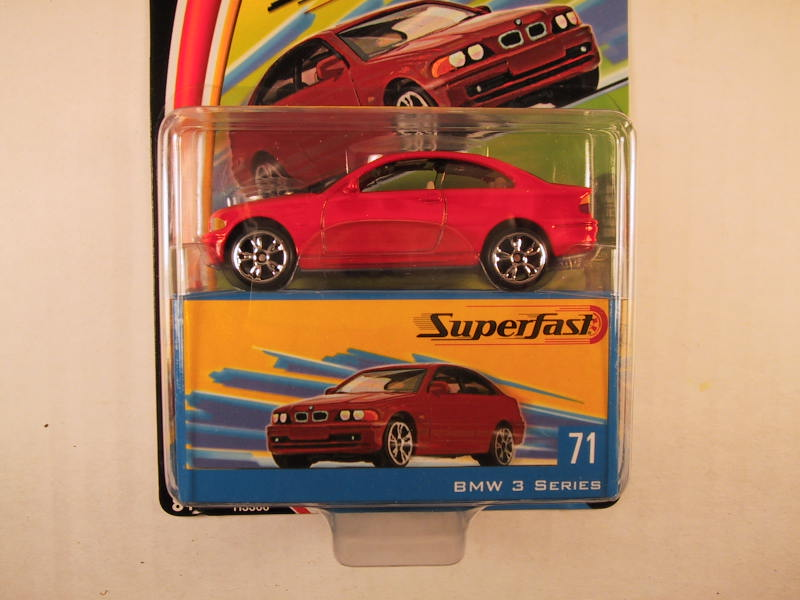 Matchbox Superfast 2004, #71 BMW 3 Series
