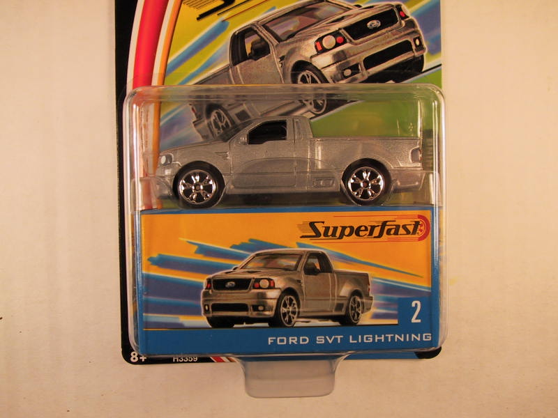Matchbox Superfast 2004, #02 Ford SVT Lightning