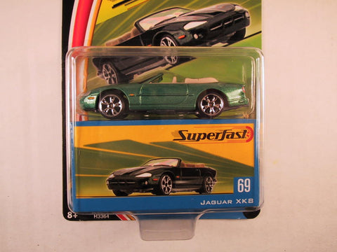 Matchbox Superfast 2004, #69 Jaguar XK8