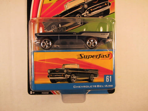 Matchbox Superfast 2004, #61 Chevrolet Bel Air