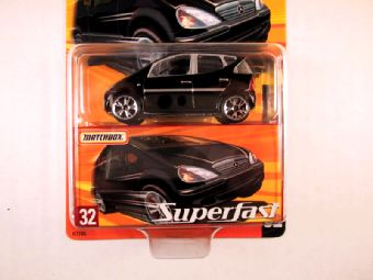 Matchbox Superfast 2005 USA, #32 Mercedes Benz A-Class