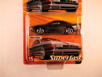 Matchbox Superfast 2005 USA, #15 BMW 850i