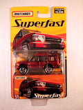 Matchbox Superfast 2005 USA, #51 Land Rover Discovery
