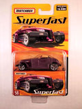 Matchbox Superfast 2005 USA, #58 Plymouth Prowler