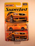 Matchbox Superfast 2005 USA, #02 SVT Lightning Concept