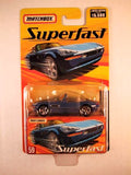 Matchbox Superfast 2005 USA, #59 BMW Z8