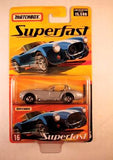 Matchbox Superfast 2005 USA, #16 1965 Shelby Cobra 427 S/C