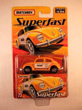 Matchbox Superfast 2005 USA, #73 Volkswagen Beetle
