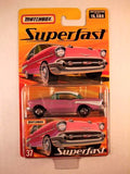 Matchbox Superfast 2005 USA, #37 1957 Chevy Bel Air