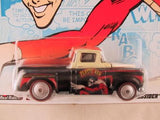 Hot Wheels Nostalgia, DC Comics 2012, '56 Flashsider, Plasticman