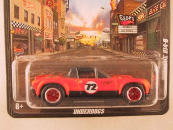 Hot Wheels Boulevard Porsche 914-6