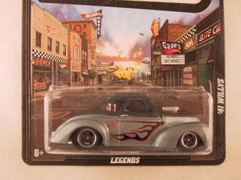 Hot Wheels Boulevard '41 Willys