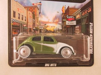 Hot Wheels Boulevard Volkswagen Beetle