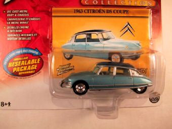 Johnny Lightning Classic Gold, Release 28, 1963 Citroen DS Coupe