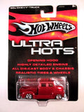 Hot Wheels Ultra Hots, '50s Chevy Truck, Maroon
