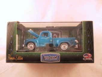 M2 Machines Auto-Dreams, Tom Kelly, Release 1, 1949 Studebaker 2R Truck