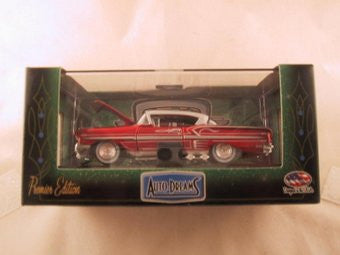 M2 Machines Auto-Dreams, Tom Kelly, Release 1, 1958 Chevy Impala