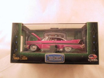M2 Machines Auto-Dreams, Tom Kelly, Release 1, 1958 Plymouth Belvedere