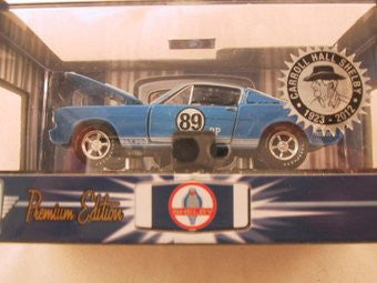 M2 Machines Detroit Muscle, Shelby Tribute, 1965 Shelby GT350R, Blue