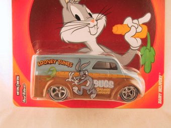 Hot Wheels Pop Culture 2013, Looney Tunes, Dairy Delivery, Bugs Bunny