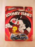 Hot Wheels Pop Culture 2013, Looney Tunes, Dream Van XGW, Tweety and Sylvester