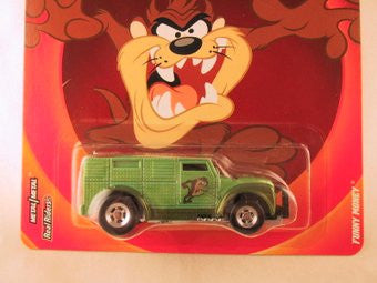 Hot Wheels Pop Culture 2013, Looney Tunes, Funny Money, Taz