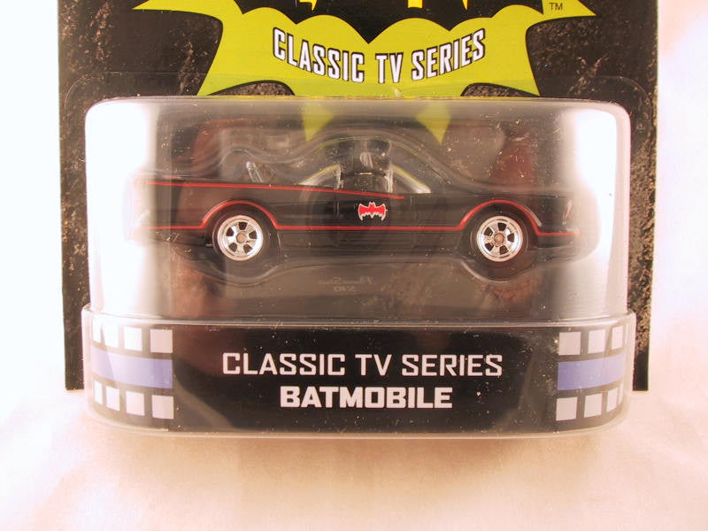 Hot Wheels Retro Entertainment 2013, Batman Classic TV Series Batmobile