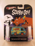 Hot Wheels Retro Entertainment 2013, Scooby-Doo Mystery Machine