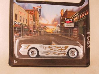 Hot Wheels Boulevard '55 Corvette
