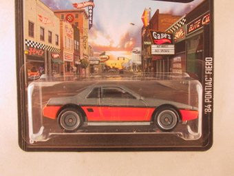 Hot Wheels Boulevard '84 Pontiac Fiero