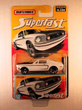 Matchbox Superfast 2006-2007, #52 Ford Mustang 428