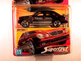 Matchbox Superfast 2006-2007, #11 Mercedes-Benz E-Class