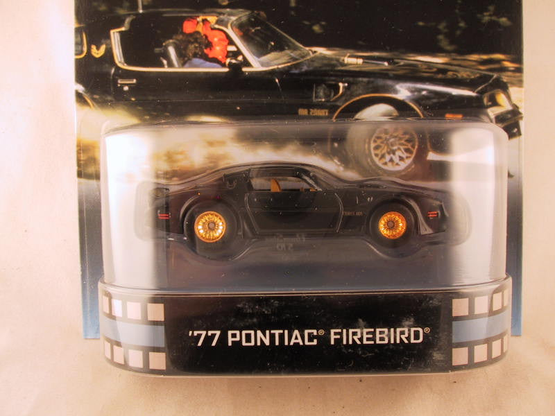 Hot Wheels Retro Entertainment 2013, Smokey and the Bandit '77 Pontiac Firebird
