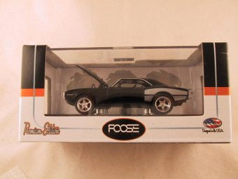 "M2 Machines Foose, Release 1, 1968 Pontiac Firebird ""Uncle Sam's Nephew"""