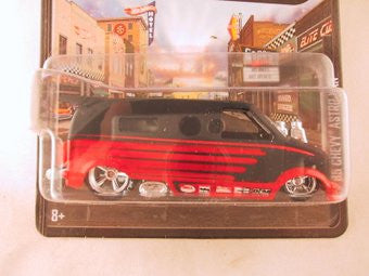 Hot Wheels Boulevard '85 Chevy Astro Van